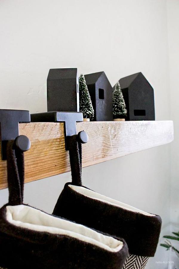 11 decoracion navidad negro