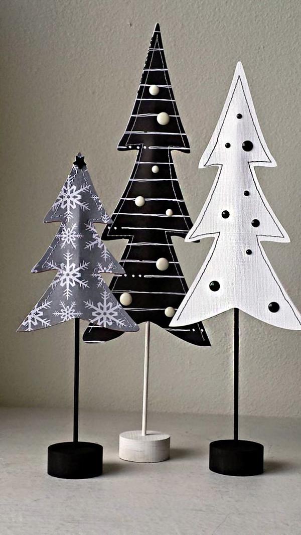 2 decoracion navidad negro